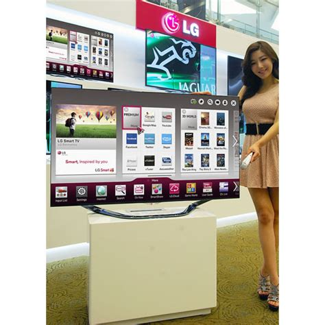 Ces Lg New Phone Lineup by Lg Unveils New Cinema 3d Smart Tv Lineup At Ces 2013 With