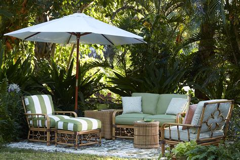 Celerie Kemble Shares Her Stunning New Outdoor Furniture Venture Patio Furniture