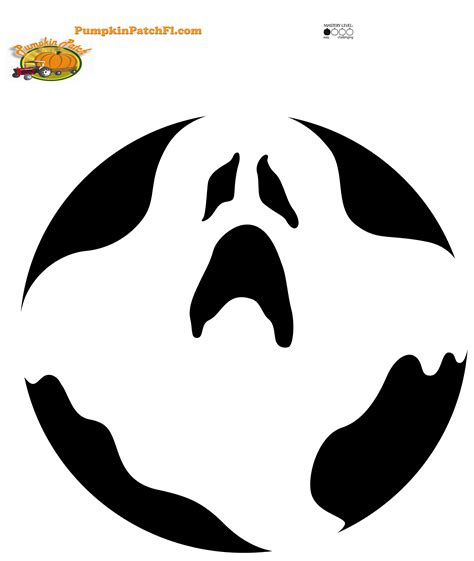 ghost pumpkin template ghost pumpkin outline images