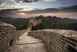 Chinese Wall Murals d 233 coration murale panoramique la grande muraille de