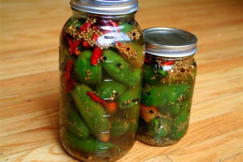 pickled jalapeno peppers recipe dishmaps