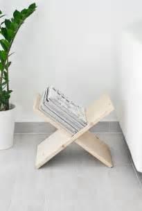 l id 233 e d 233 co du samedi fabriquer en porte revues en bois