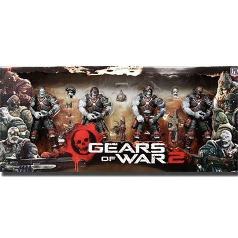 neca gears of war locust hive box set best buy