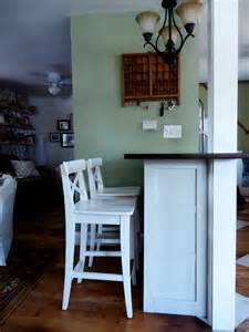 kitchen small design with breakfast bar tray ceiling closet eclectic nook baby industrial