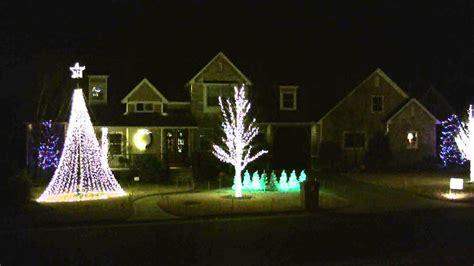 lights edmond ok wrapping mcintire lights 2012 edmond