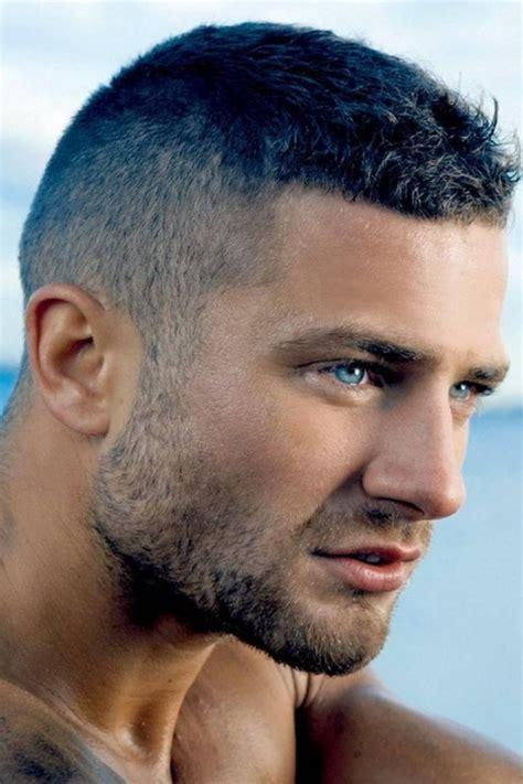 coiffure homme tres court tendances 2018
