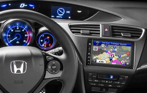 honda garmin neues honda connect system mit garmin navigation