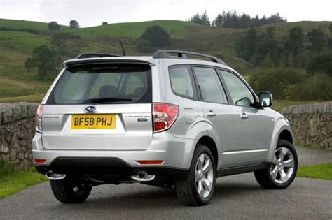 subaru car 2010 subaru forester 2008 2010 used car review car review