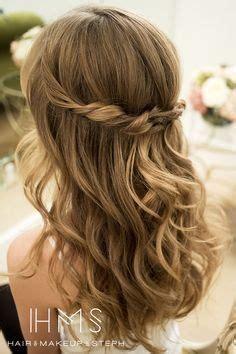 Hochzeitsfrisuren Lange Haare Gast by Frisur Hochzeitsgast Halboffen