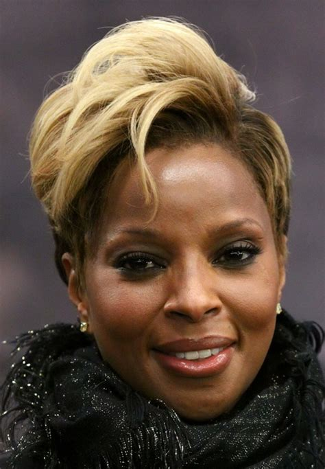 Mary J Blige Flipped Hair | 2014 mary mary hairstyles f