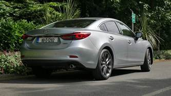 mazda 6 platinum review carzone new car review