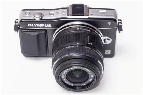 Kamera Olympus E Pm2 6 kamera mirrorless khusus travelling bagi fotografer