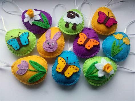 pattern for felt easter eggs dusi ustvarja easter decoration part 2 daffodils these