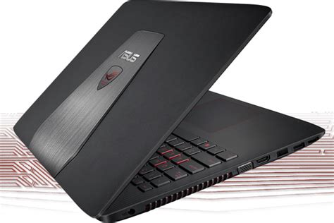 Laptop Asus Gl552jx asus rog gl552jx review it looks like a rog notebook