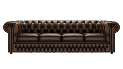 Chesterfield 4 Seater Sofa English Chesterfield Sofa 4 Seater Chesterfield Sofa