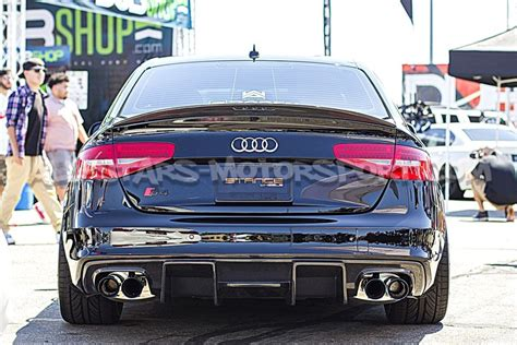 Hoodie Armytrix Racing armytrix catback exhaust system for audi s4 b8