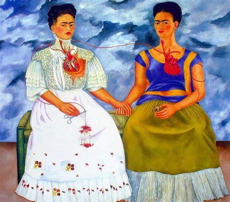 cuadros frida kahlo la historia detr 225 s de diez cuadros de frida khalo