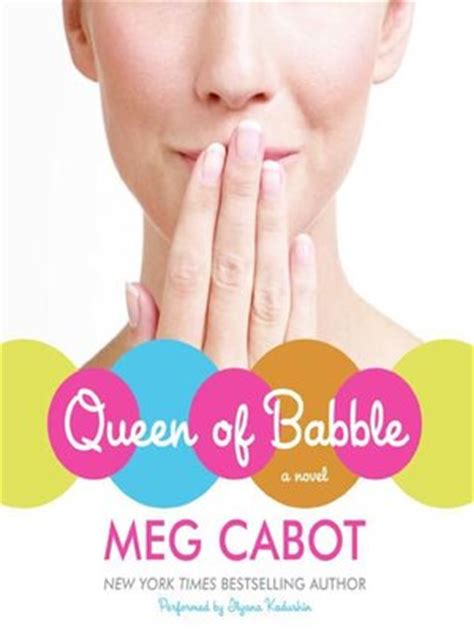 Book Review Of Babble By Meg Cabot meg cabot 183 overdrive ebooks audiobooks and for