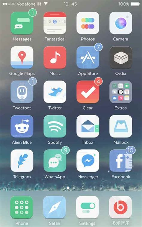 best theme for iphone ios 6 i 10 migliori temi winterboard per ios 8 compatibili con