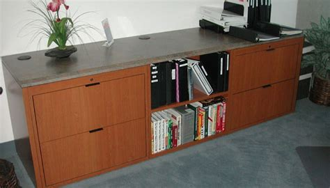 office furniture san mateo credenza file cabinet cherry veneer san mateo