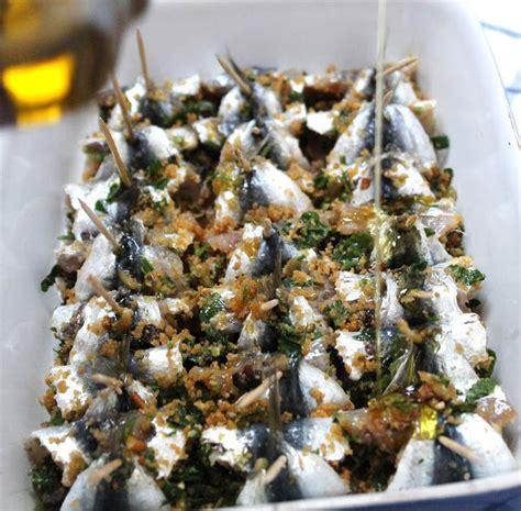 cuisine sicilienne traditionnelle diana s cook sardines farcies 224 la sicilienne