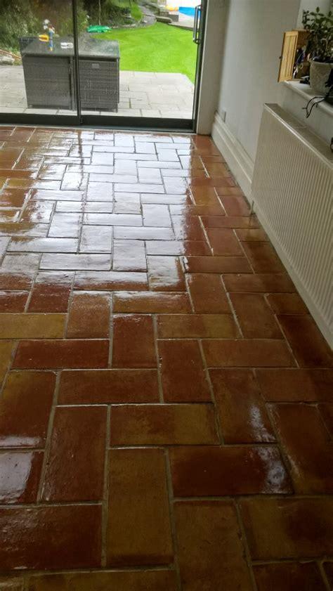 Kitchen Floor Tiles Terracotta Cleaning And Polishing Tips For Terracotta Floors