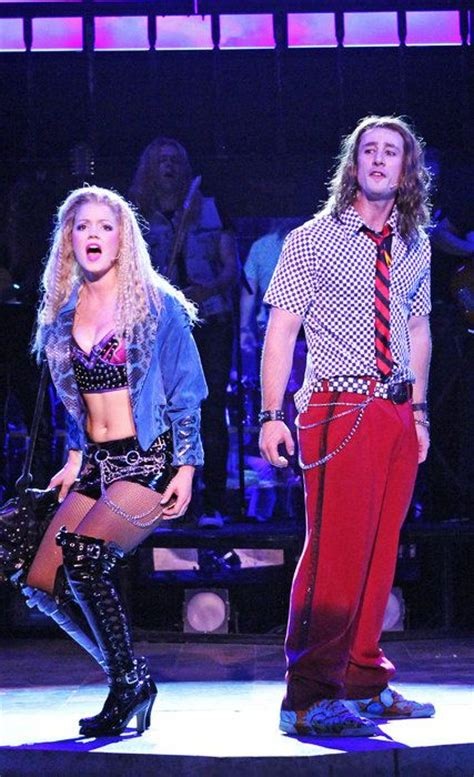 sherrys hair from rock of ages 30 best rock of ages costume images on pinterest rock of