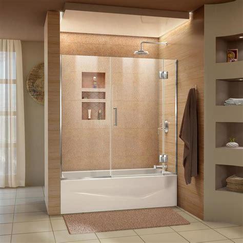 lowes bathroom shower doors