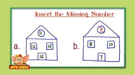 pattern sequence iq test insert the missing number iq puzzle youtube