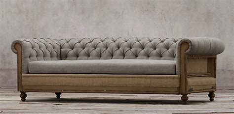 Chesterfield Sofas Deconstructed Chesterfield Sofa