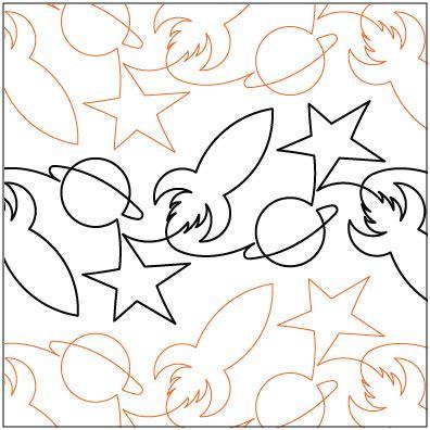 Pantograph Quilt Patterns by Pantograph Patterns Quilting Quilt Pattern