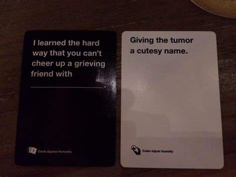 who makes cards against humanity are these the most offensive cards against humanity