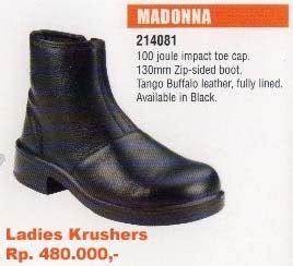 Sepatu Safety Howler bergaya dengan sepatu boot dan safety shoes dari howler