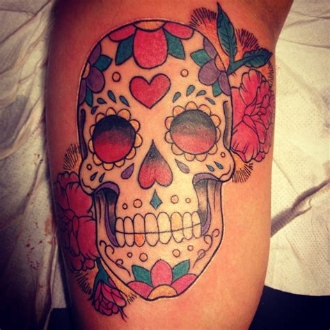 mexican skull tattoo mexican tattoos lifestyles ideas