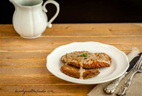 carbohydrates in southern comfort southern chicken fried steak paleo beauty and the foodie