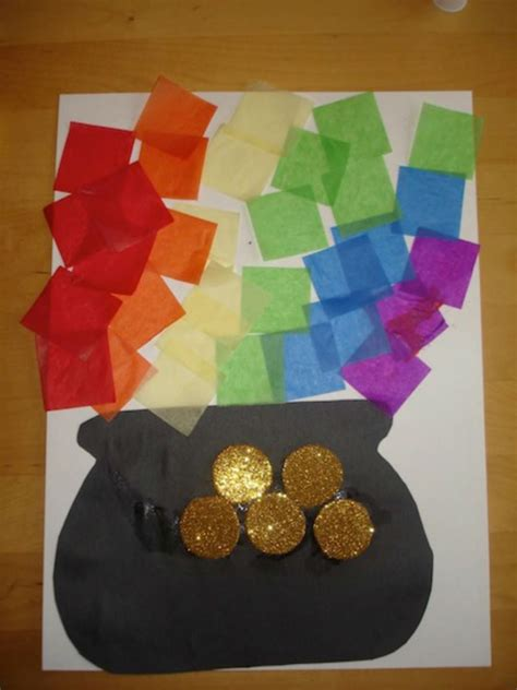 patricks day crafts 10 easy st s day crafts for saints and craft