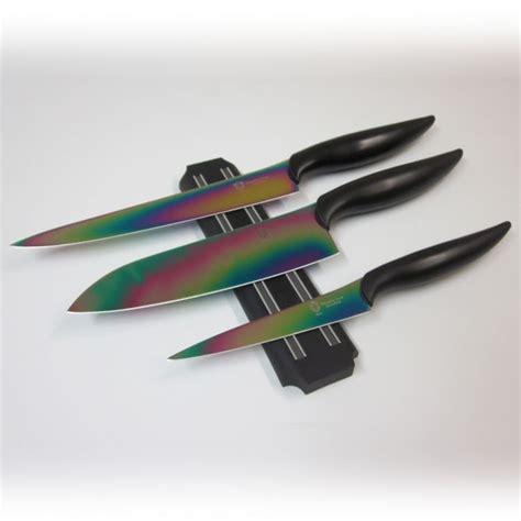 Knife Set Royalty Line royalty line titanium knife set 3pcs m 246 kkimies
