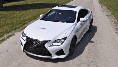 lexus white 2015 2015 lexus rc f ultra white premium package 22 187 car revs