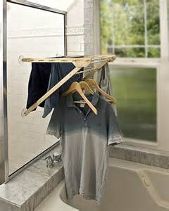How To Clothes Without A Dryer Jeri S Organizing Decluttering News Drying The Laundry
