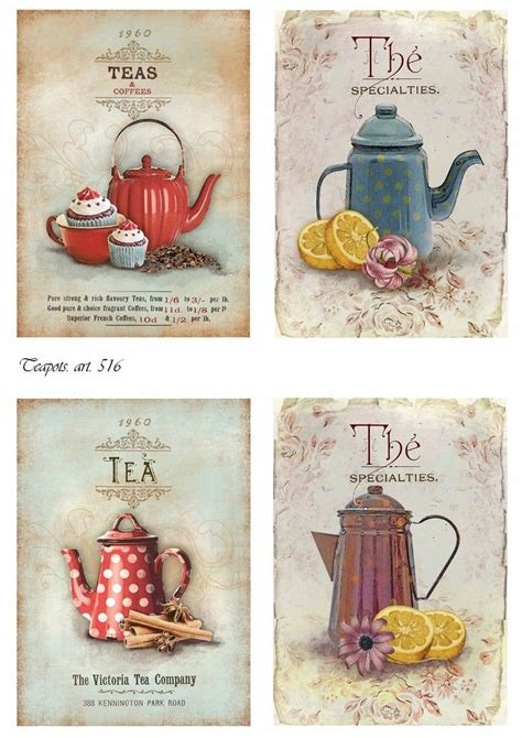 Decoupage Posters - 1000 images about printables kitchen on