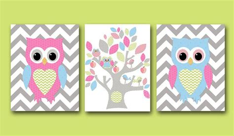 owls nursery decor owl decor owl nursery baby nursery decor children