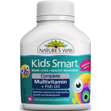 Nature S Way Smart Strength Dha 300mg 50 S Limited nature s way smart complete multi vitamin fish