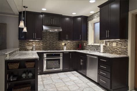 best color for cabinets in a small kitchen best colors kitchens reface kitchen cabinets