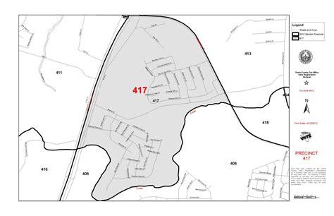travis county map texas maps precinct 417 travis county texas