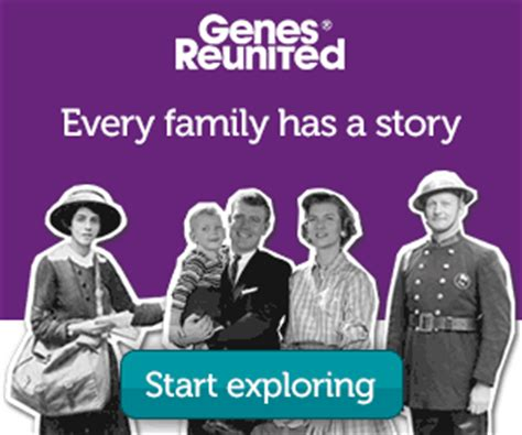 Genes Reunited Records Genealogy Network Starting Your Family Tree Research In The Uk