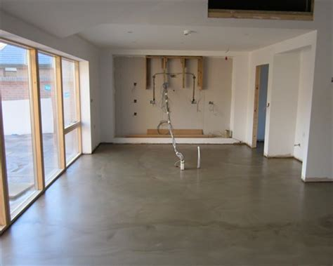Polished Concrete flooring, Seamless Terrazzo Floors