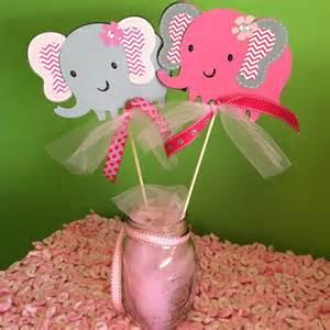 best 25 elephant centerpieces ideas on baby
