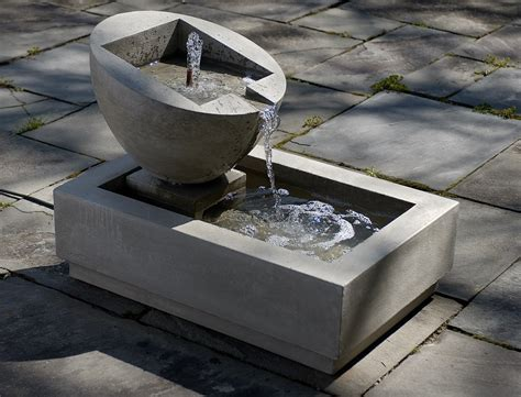 modern water fountain genesis ii fountain sleek modern water fountain