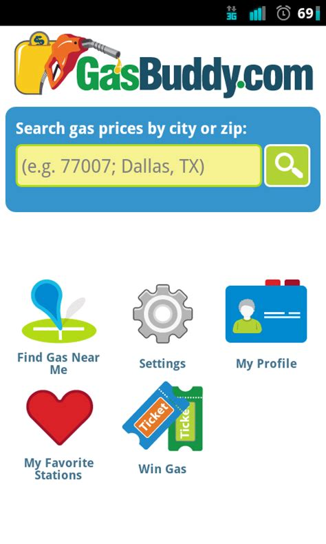 gasbuddy app for android android app gasbuddy find cheap gas android central