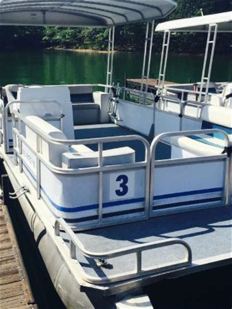 lake lanier boat rentals buford standard pontoon boat picture of lanierworld at lanier